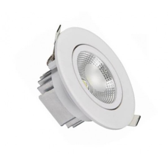 Empotrable LED 6W 90º EuroStarLed