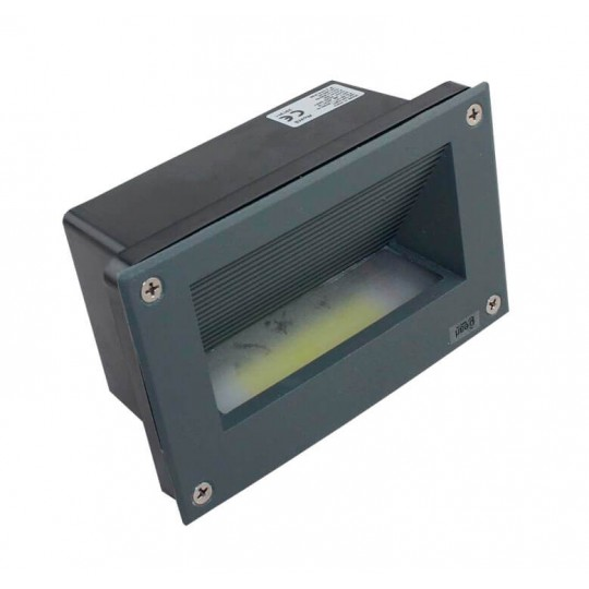 Baliza LED empotrable pared 3W  IP65 EuroStarLed