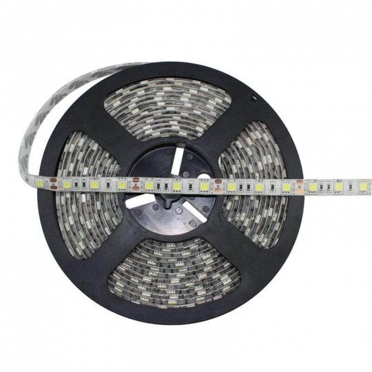Tira LED Flexible Exterior 14.4W*5m  5050 IP65 12V EuroStarLed