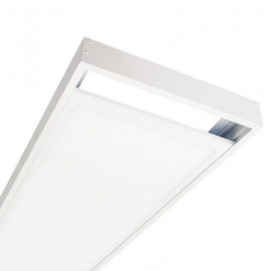 Kit de superficie de Panel 120x30 blanco EuroStarLed
