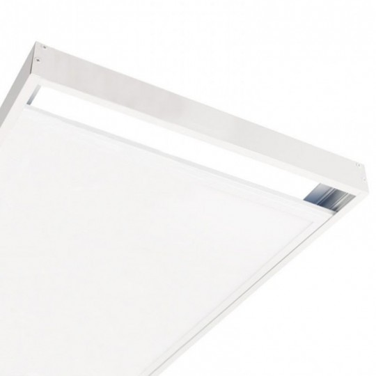 Kit de superficie de Panel 120x60 blanco EuroStarLed