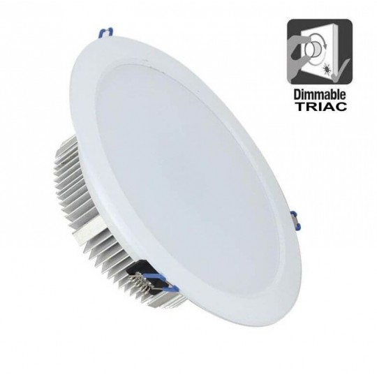 Downlight  LED 50W  120º EuroStarLed