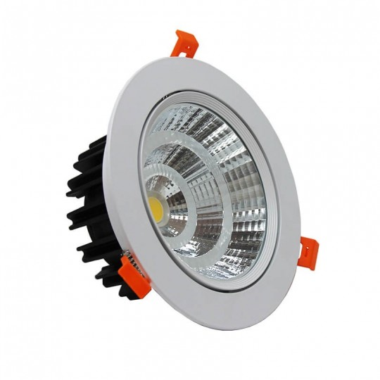 Downlight LED Empotrable 25W 120º EuroStarLed