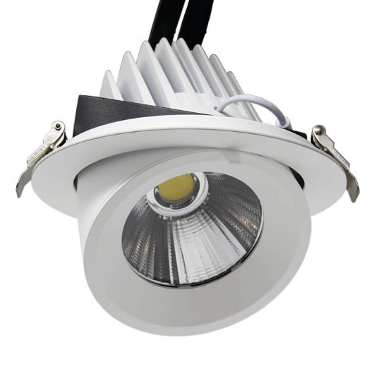 Foco Empotrable Orientable LED 50W 24º EuroStarLed