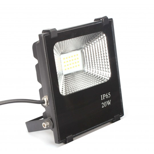 Foco Proyector LED 20W SMD 3030 PROFESIONAL EuroStarLed