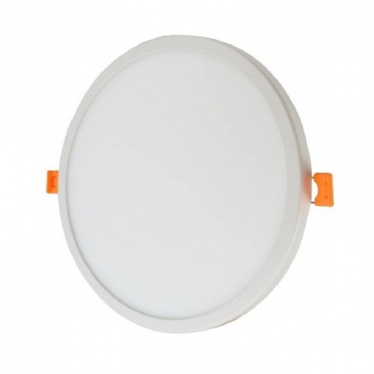 Placa LED Slim Circular Downlight 20W AJUSTABLE EuroStarLed